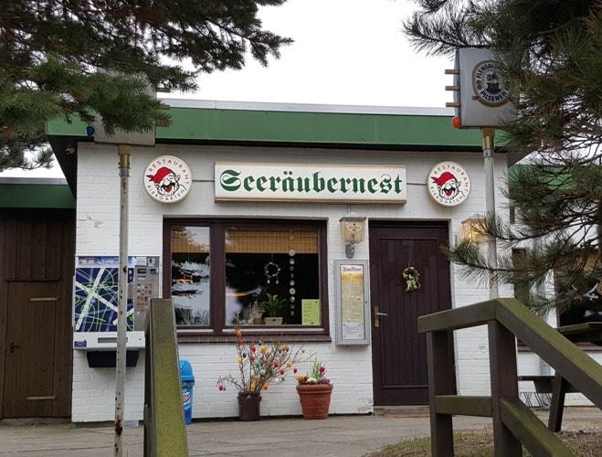 Bliesdorf Ostsee – das Seeräubernest