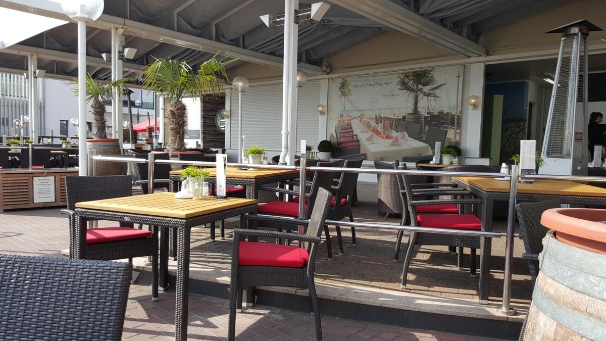 Strandhalle Grömitz – die Strandspeiserei