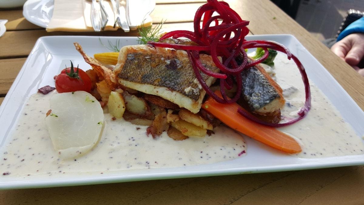 Restaurant Tipp Lübecker Bucht: Strandspeiserei Grömitz