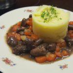 #Alltagsküche: Herzragout mit Kartoffelpüree