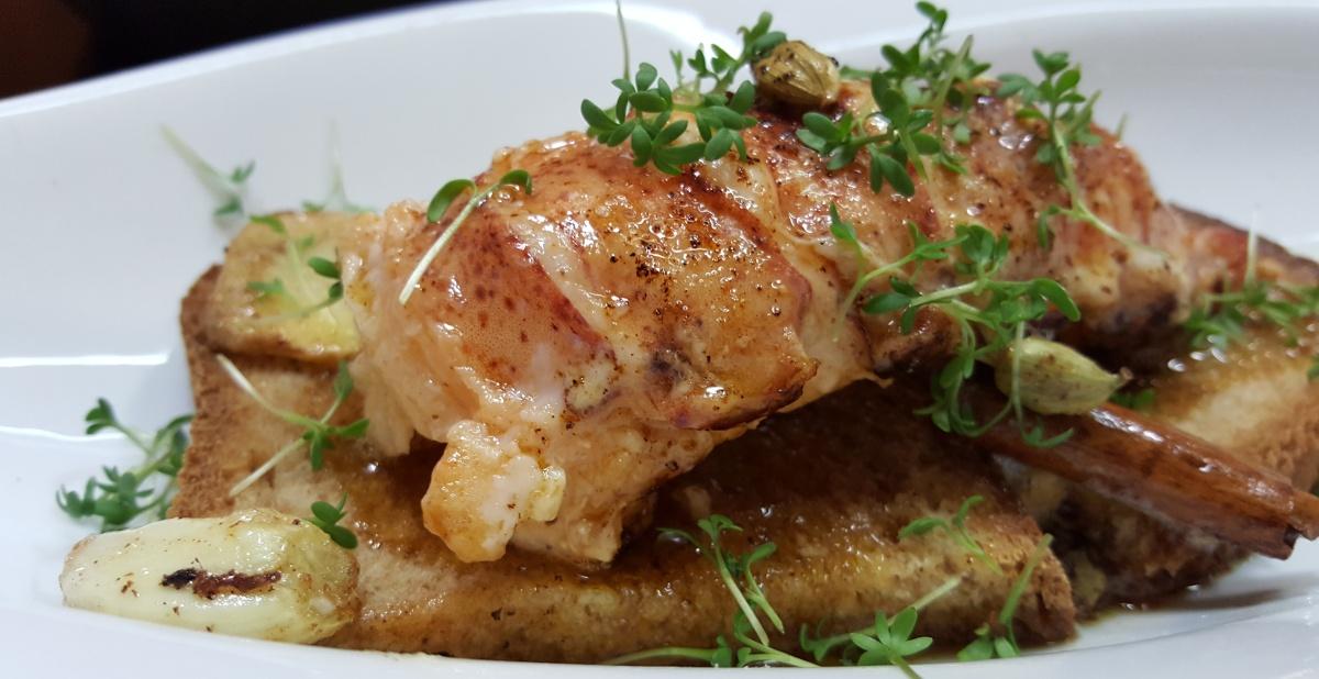 schnelle Rezepte mit Fisch und Meeresfrüchten