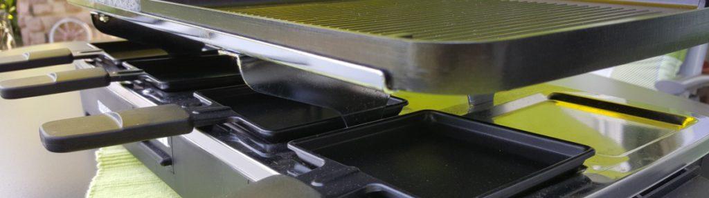 der raclette grill das ger t f r gesellige kochabende am tisch foodblog. Black Bedroom Furniture Sets. Home Design Ideas