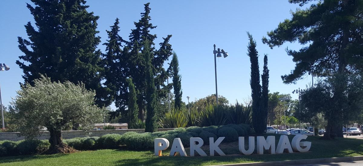 Campingpark Umag: Ein Campingplatz in Istrien an der kroatischen Adria Küste
