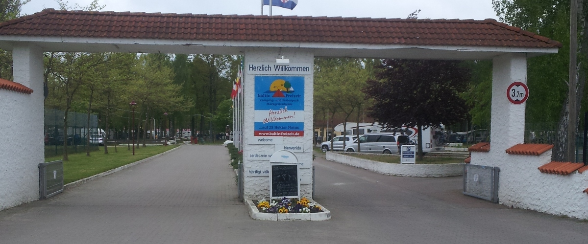 Campingplatz Markgrafenheide: Baltic Freizeit
