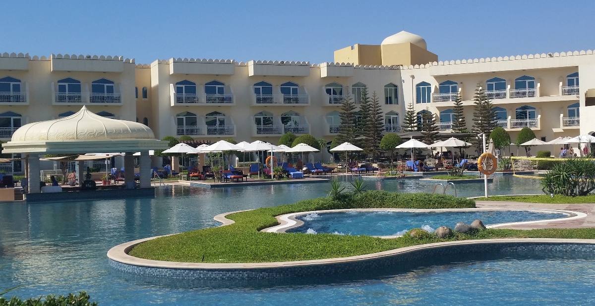Oman: Das Marriott Resort Salalah