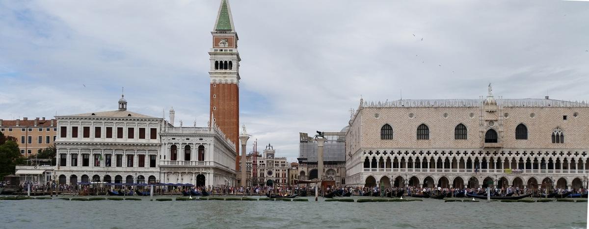 Ein ganzer Tag in Venedig