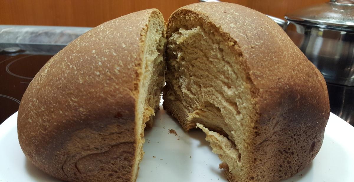 Weizenbrot mit Orangenschale – Rezept für den Brotbackautomaten