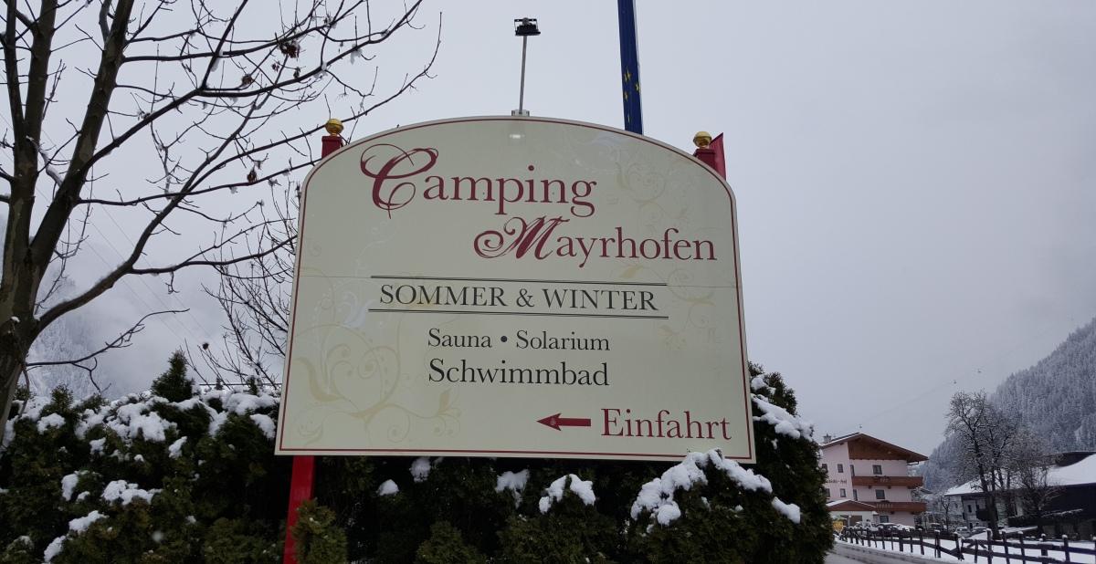 Camping Mayrhofen – Sommer-/Wintercampingplatz im Zillertal