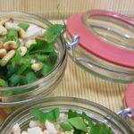 schneller Kartoffelsalat – nicht nur im Glas