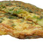 Katoffel-Zucchini-Fritatta