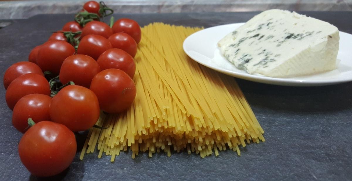 Zutaten für Spaghettisoße ohne kochen