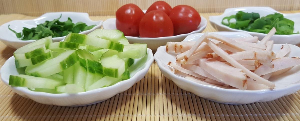 Kartoffelsalat - perfekt für die Resteverwertung