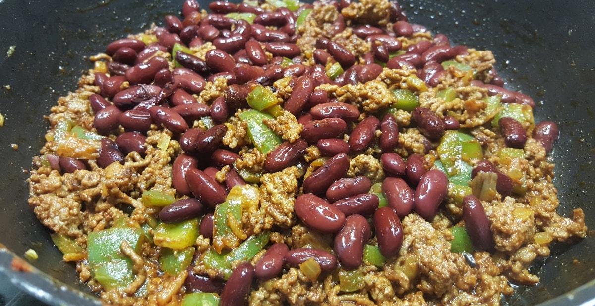 Chili con Carne - Rezept einfach und schnell