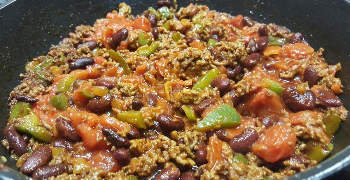 Chili con Carne - einfach und schnell kochen