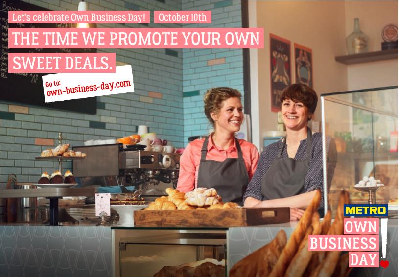 Der Own Business Day 2017 - Mehr Kunden und Mehr Umsatz für dein Unternehmen