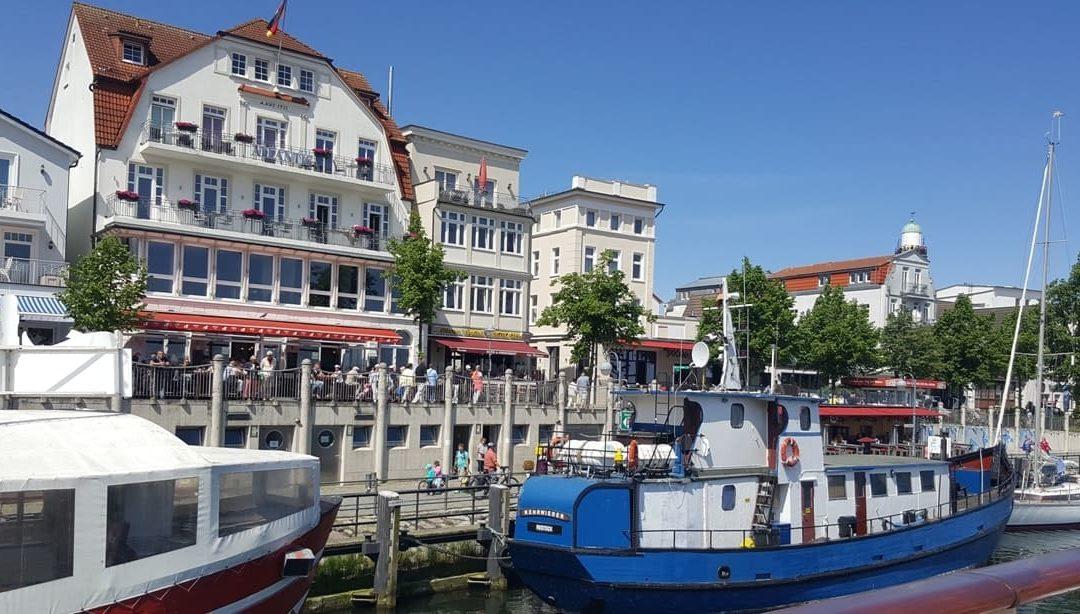 """Restaurant Gosch in Warnemünde – """"goschen"""" jetzt auch am Alten Strom"""