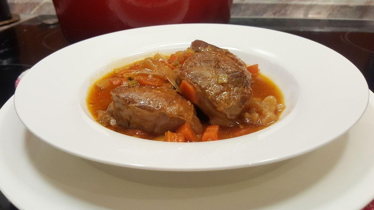 Rezept für Osobucco alla milanese