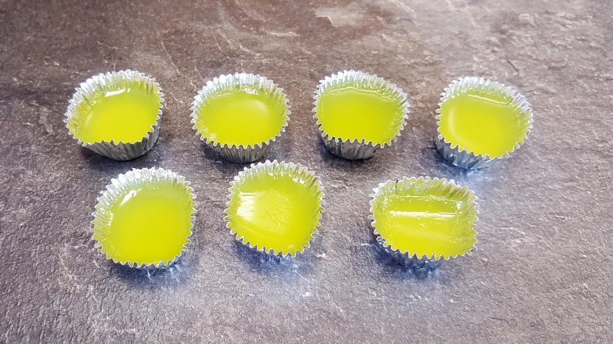 Rezept für selbst gemachtes Gurkengelee