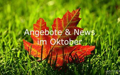 doTERRA Angebote des Monats Oktober 2018