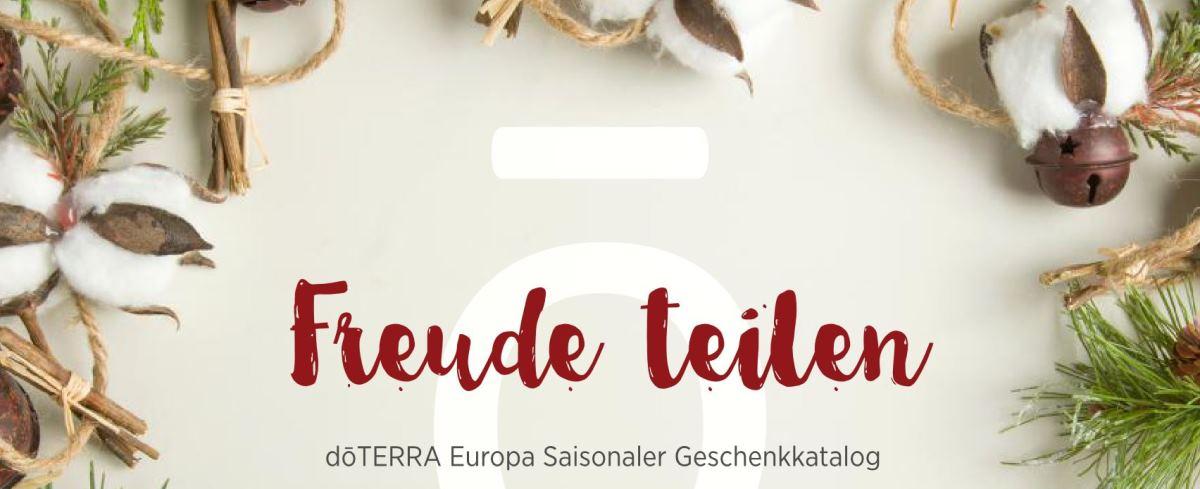 Angebote für den Oktober 2018 von doTERRA