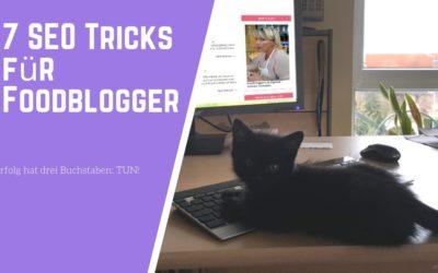 7 SEO Tricks für Foodblogger