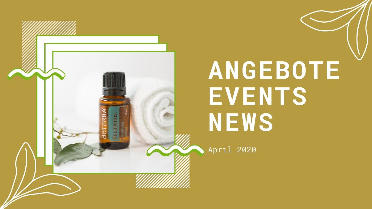 doTERRA Angebote April 2020
