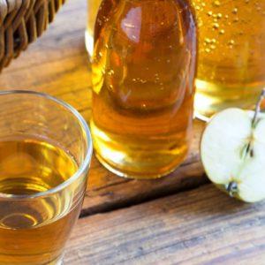 Rezept für Apfelessig-Walnuss-Salat-Dressing