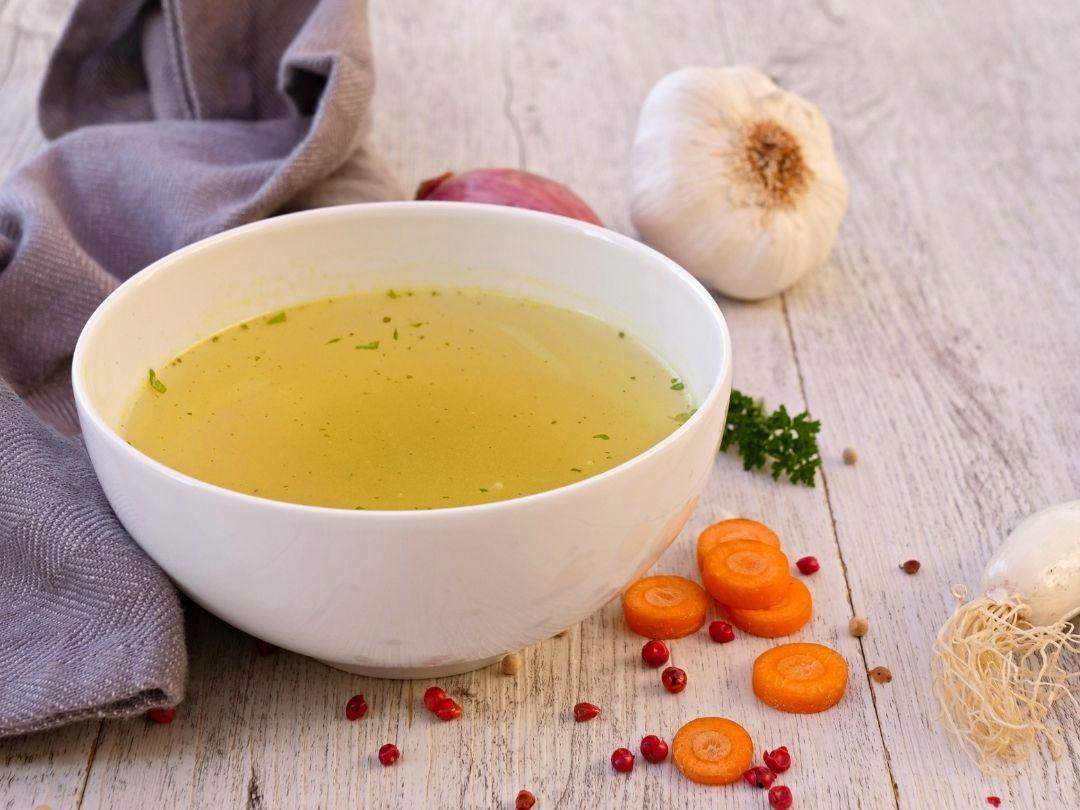 Rezept für Basische Gemüsebrühe