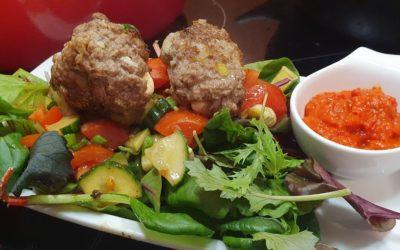 Bifteki Rezept zum selber machen für zu Hause