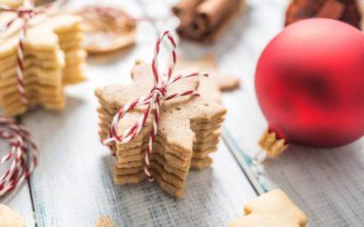 einfaches Rezept für Butterplätzchen – die klassischen Weihnachtsplätzchen