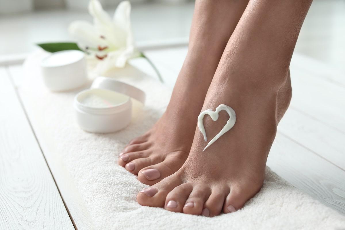 Fußbalsam selber machen - einfaches DIY Rezept