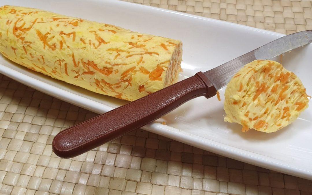 Möhren-Ingwer-Butter Gewürzbutterrezept