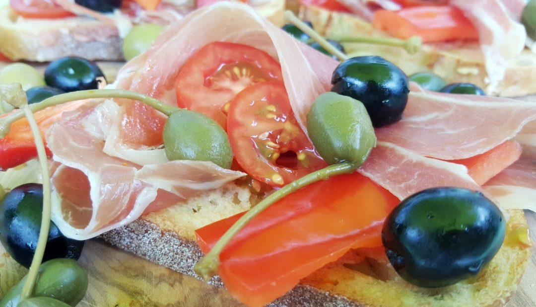 Pa Amb Oli – einfaches Rezept für die Brotzeit Mallorquin