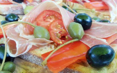 Pa Amb Oli – einfaches Rezept für die Brotzeit Mallorquine