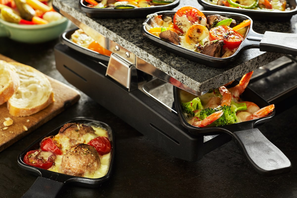 Raclette - Rezepte & Ideen