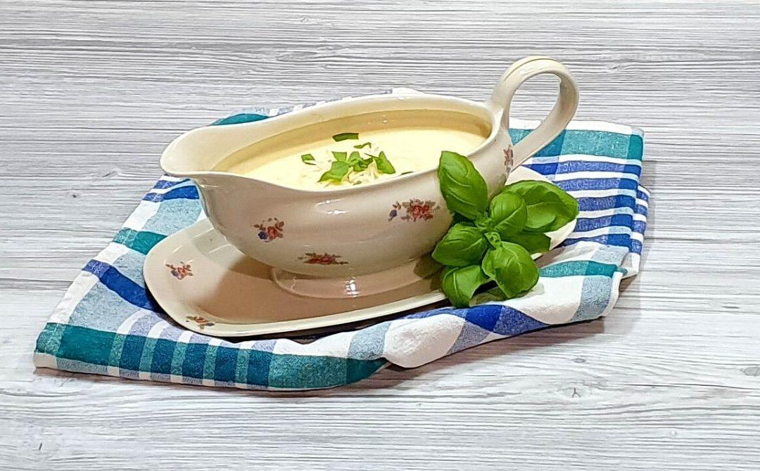 Schinken Sahne Soße Rezept für Pasta