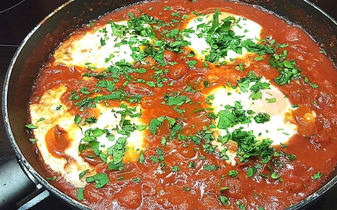 Shakshuka – Eier auf israelisch
