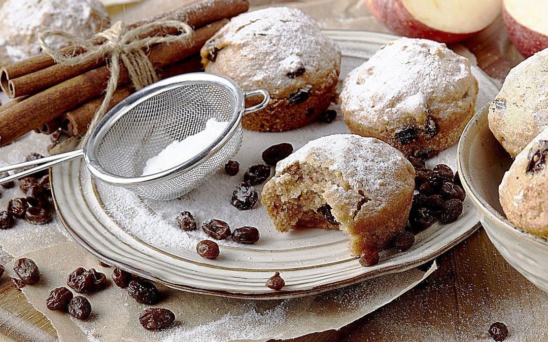 Stollen Muffin Rezept