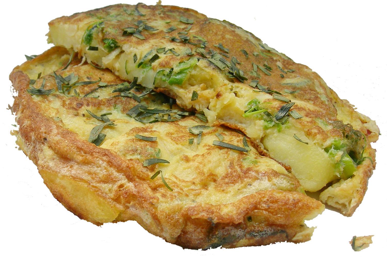 Kartoffel Tortilla Rezept
