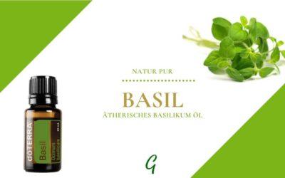 ätherisches Basilikum Öl