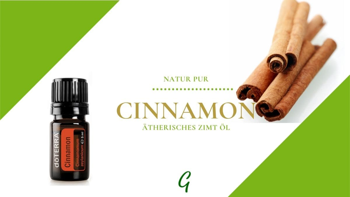 Cinnamon - ätherisches Zimtöl
