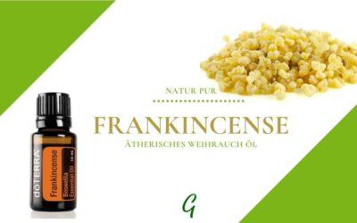 Frankincense – ätherisches Weihrauchöl