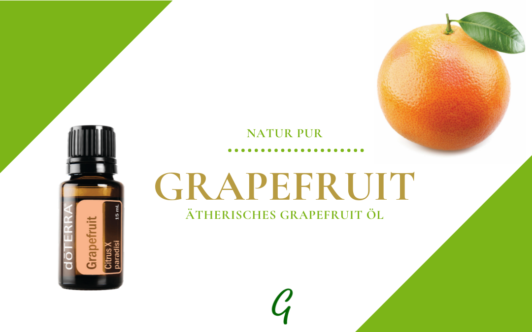 Das ätherische Grapefruit Öl