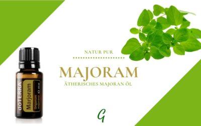 Majoram – ätherisches Majoran Öl