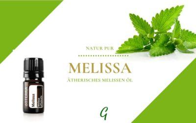 Melissa – ätherisches Melissen Öl