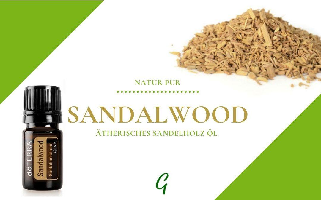 Sandalwood – ätherisches Sandelholz Öl