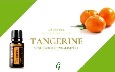 Tangerine – ätherisches Mandarinen Öl