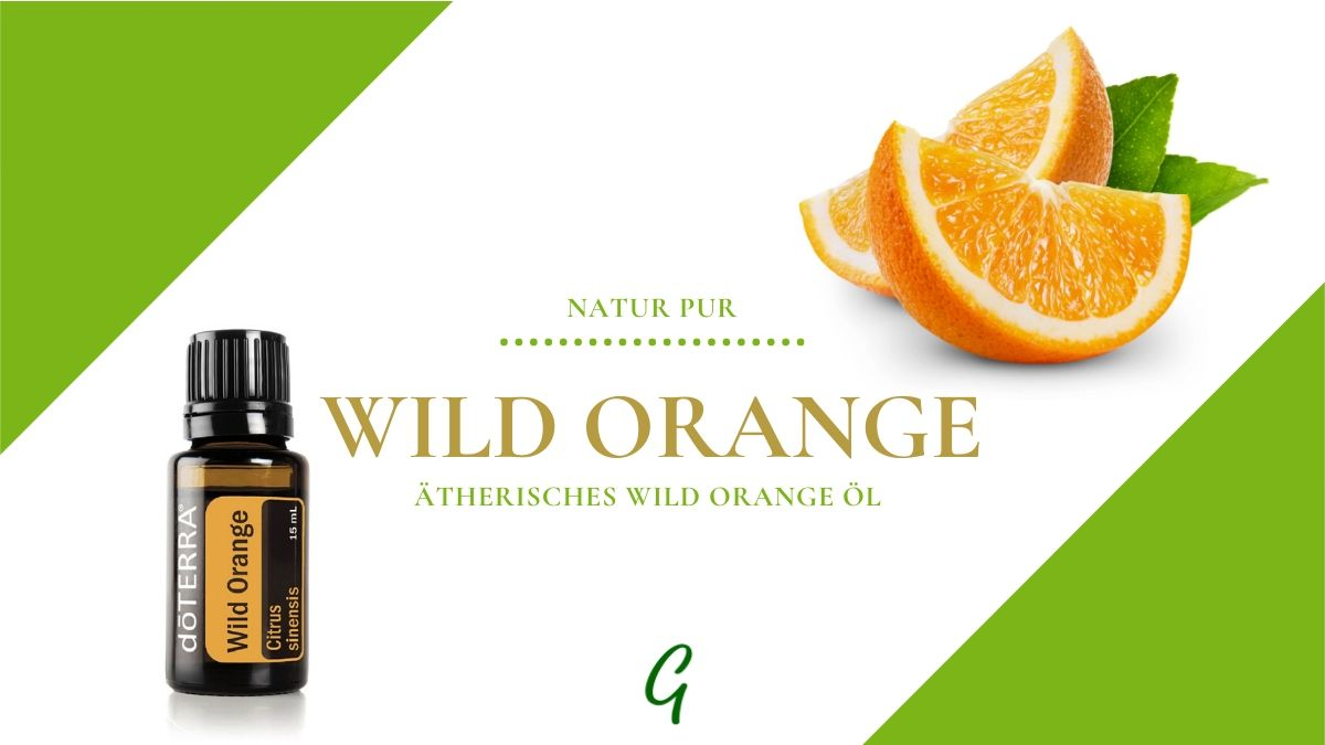 ätherisches Wild Orange Öl